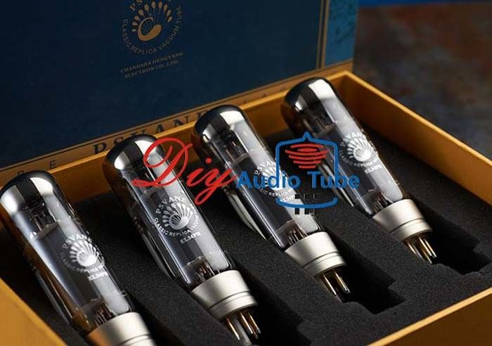 HIFI AMP Stereo Vacuum Tubes 500V Secondary Grid Voltage EL34 PSVANE Hifi Tube EL34PH