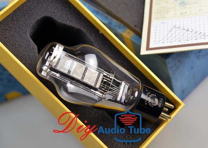 Hybrid Bluetooth Audio Tube , Direct - Heated Type DIY Audio Tube PSVANE WR50