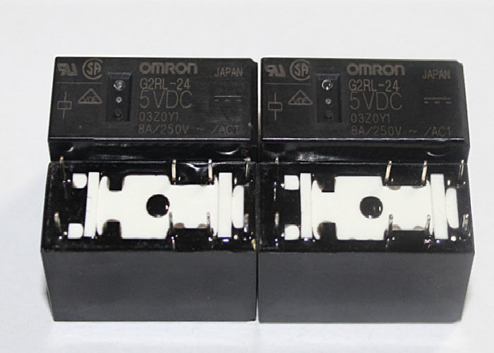 OMRON Omron power relay G2RL-24-5V 12V 24V 48VDC 8A (8 Pin)